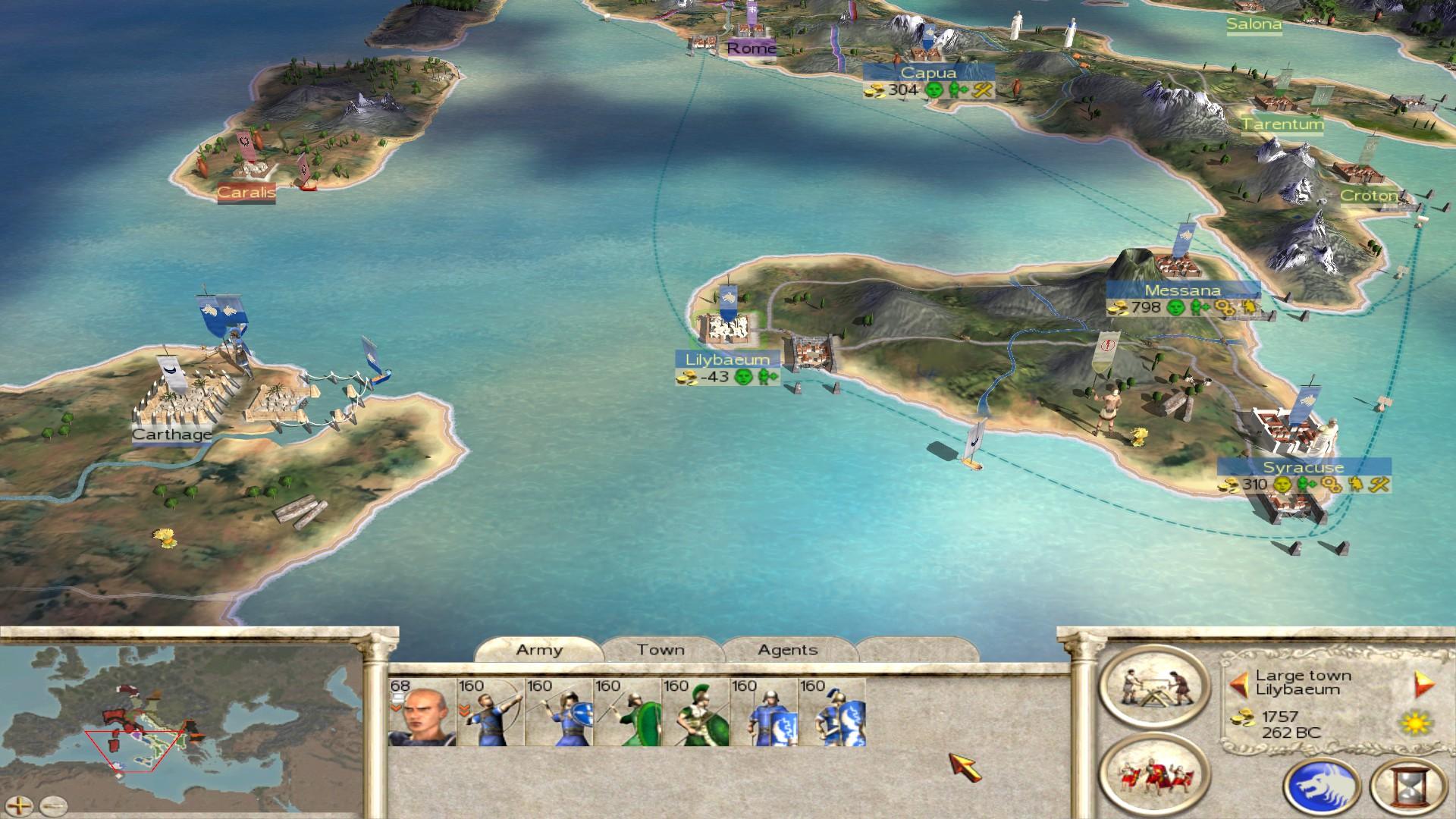 Eras - Total War