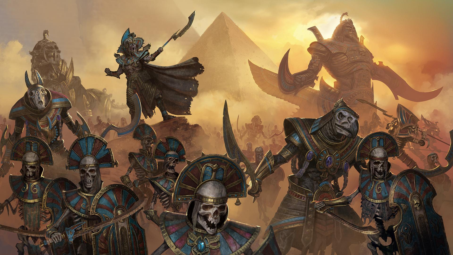 Total War WARHAMMER II – Rise of the Tomb Kings FAQ Total War