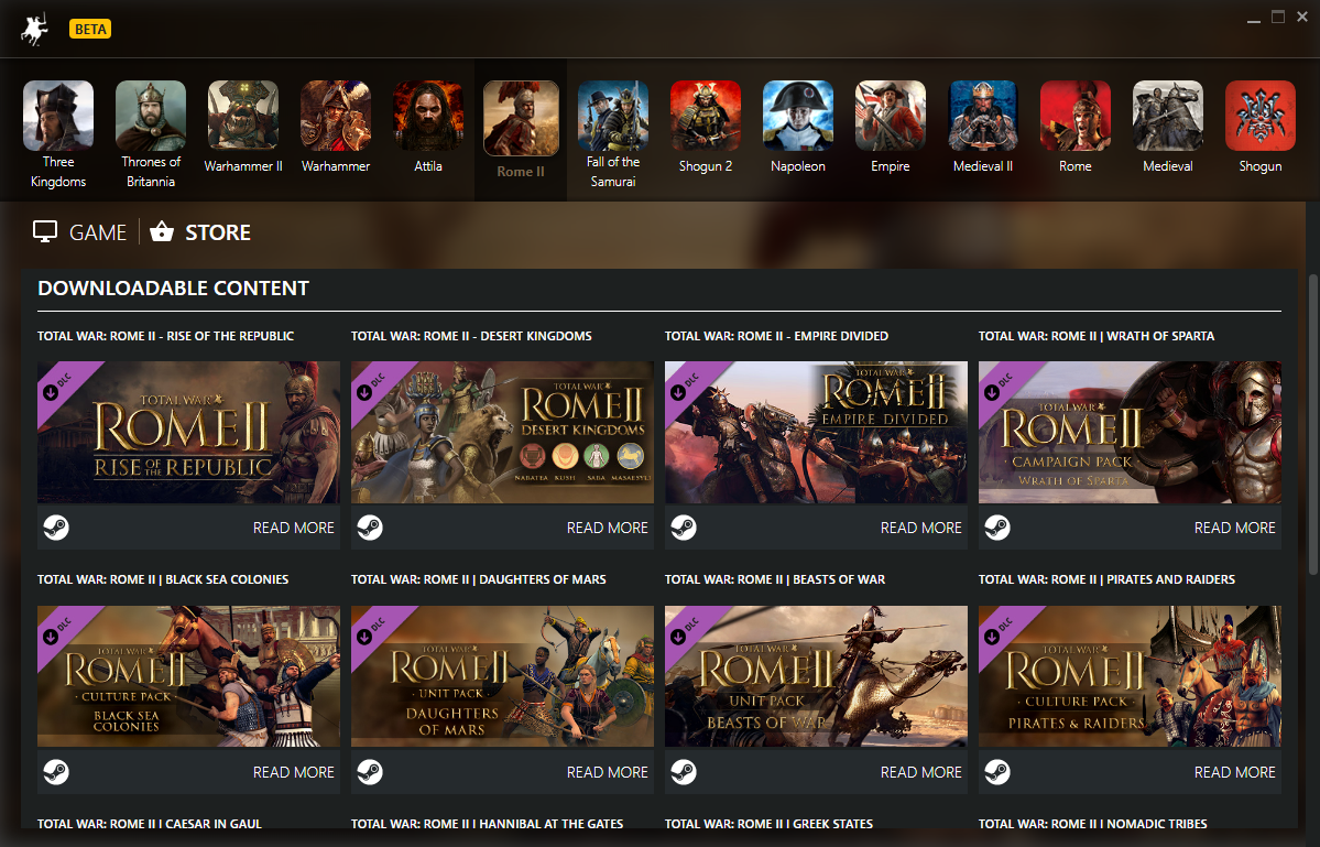Welcome to the new Total War launcher! - Total War