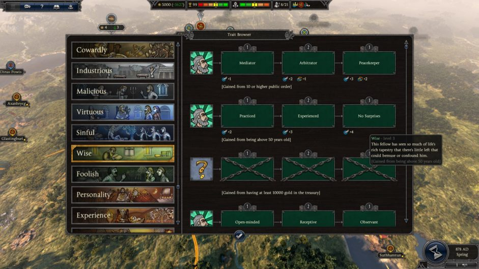 What the Teams are Working on January 2019 - Total War
