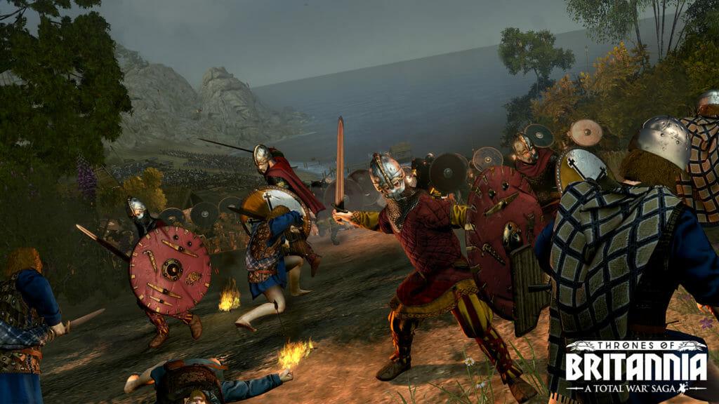 Thrones of Britannia - Anglo Saxon England - Total War