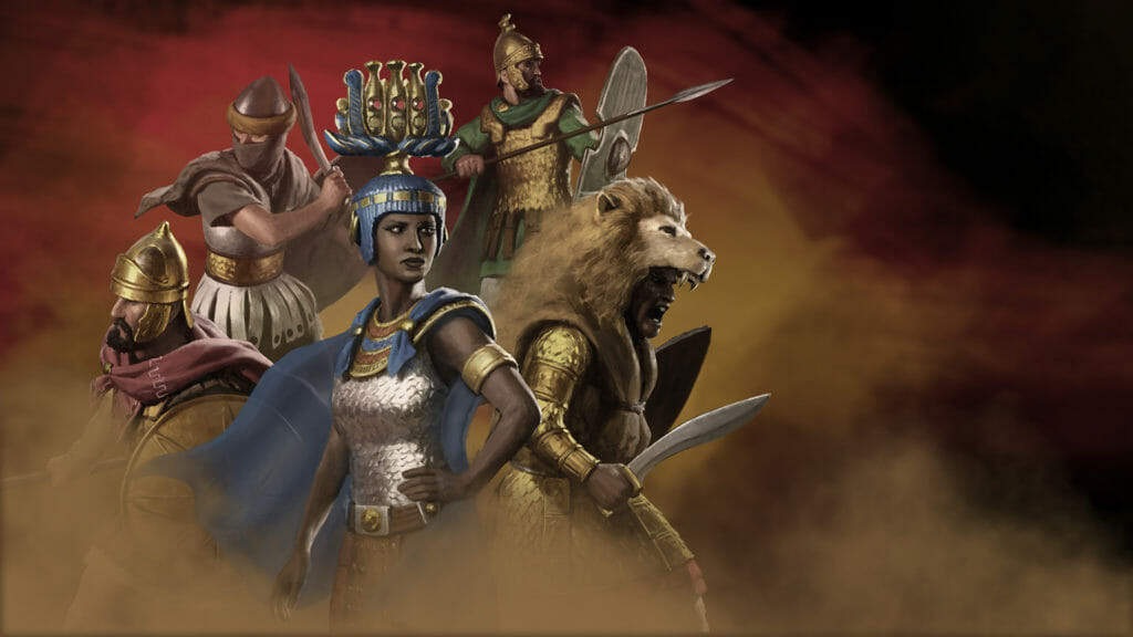 Total War: Rome II - Desert Kingdoms Patch Notes - Total War