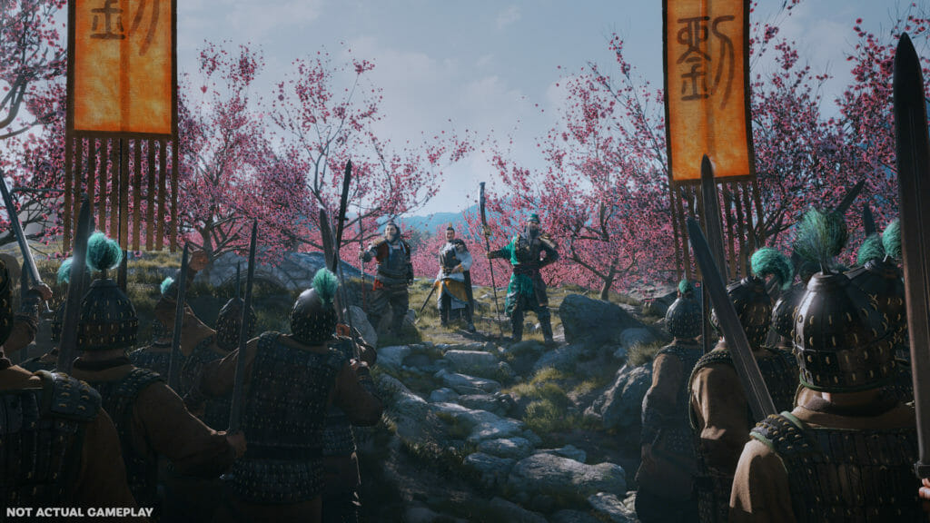 Total War: THREE KINGDOMS - Working with Romanticised History
