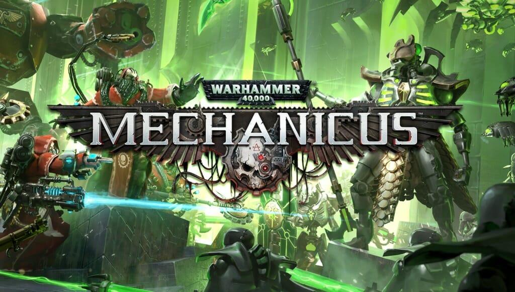 Warhammer 40,000: Mechanicus Livestream - Total War