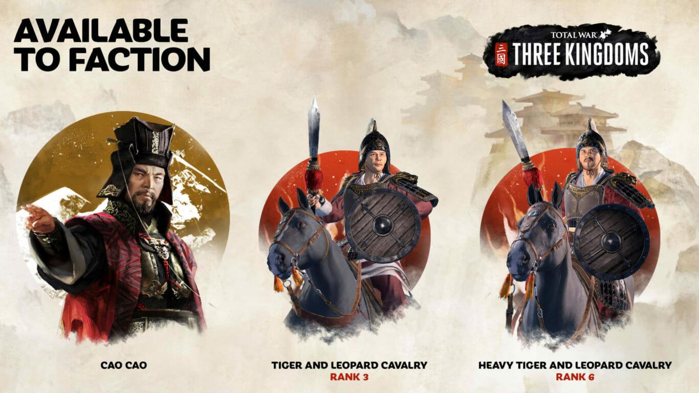 Total War Three Kingdoms best units - Pc Games Download