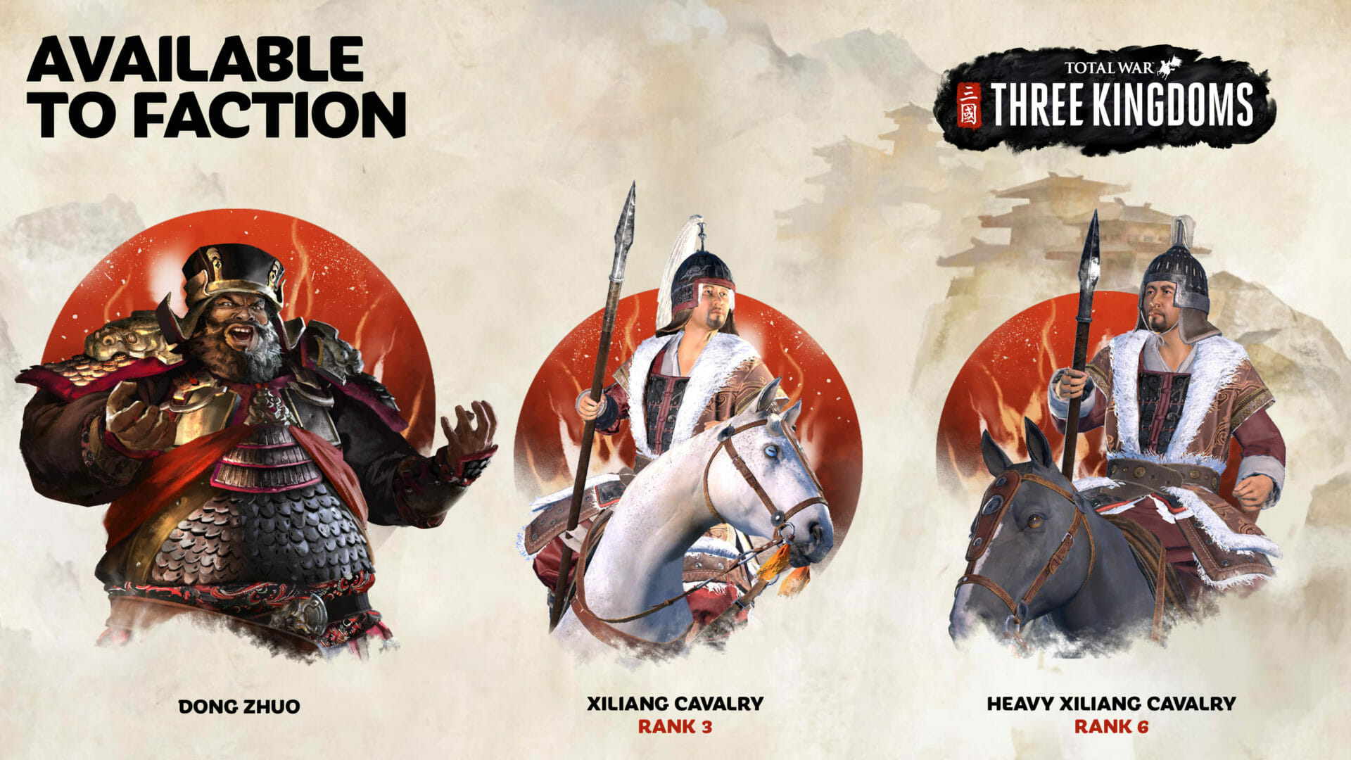 Unlocking Units in Total War: THREE KINGDOMS - Total War