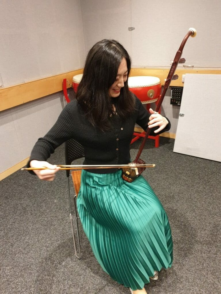 From Story to Strings: Meet the Erhu Player of Total War