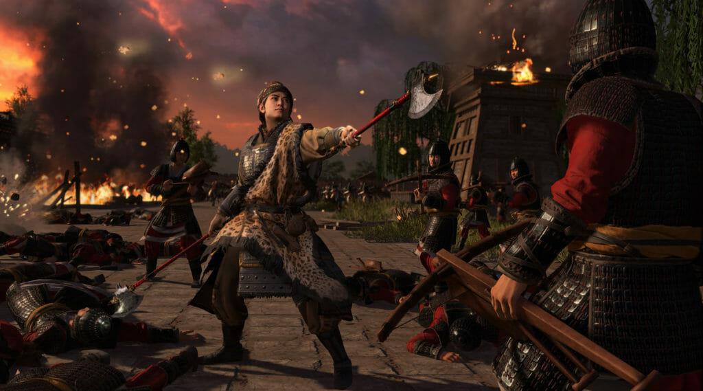 Total War: THREE KINGDOMS - Eight Princes For Mac